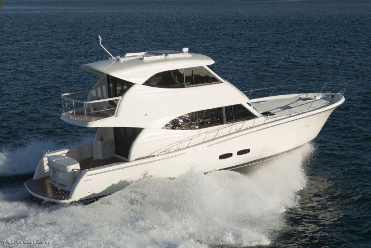 Maritimo M54 Cruising Motoryacht