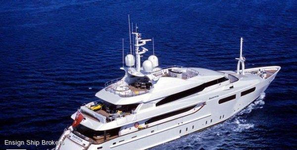 CRN 43 Motor Yacht