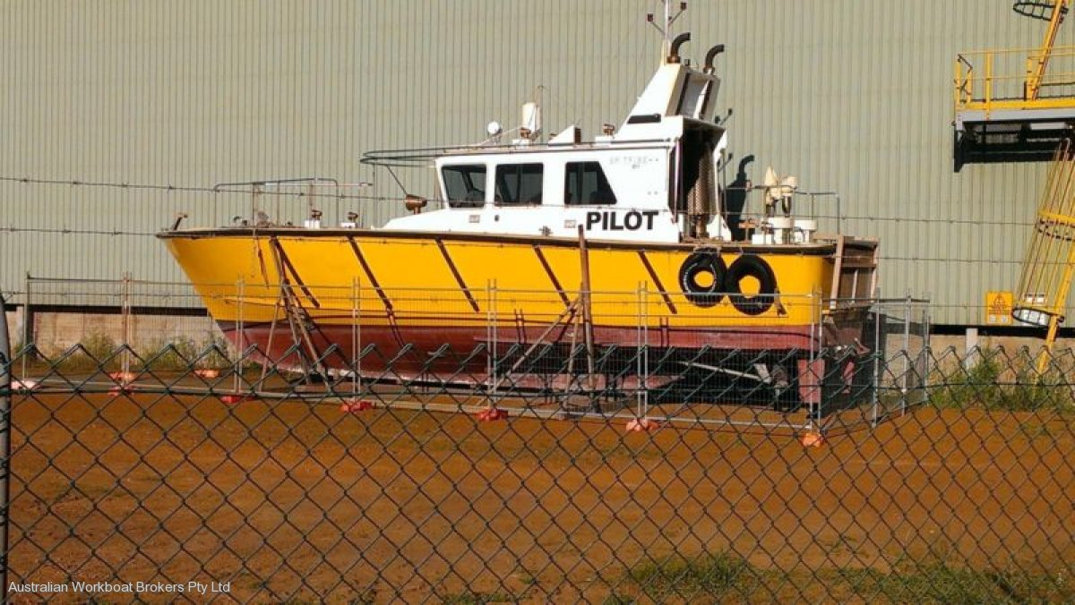 Norman Wright 15m Pilot Vessel