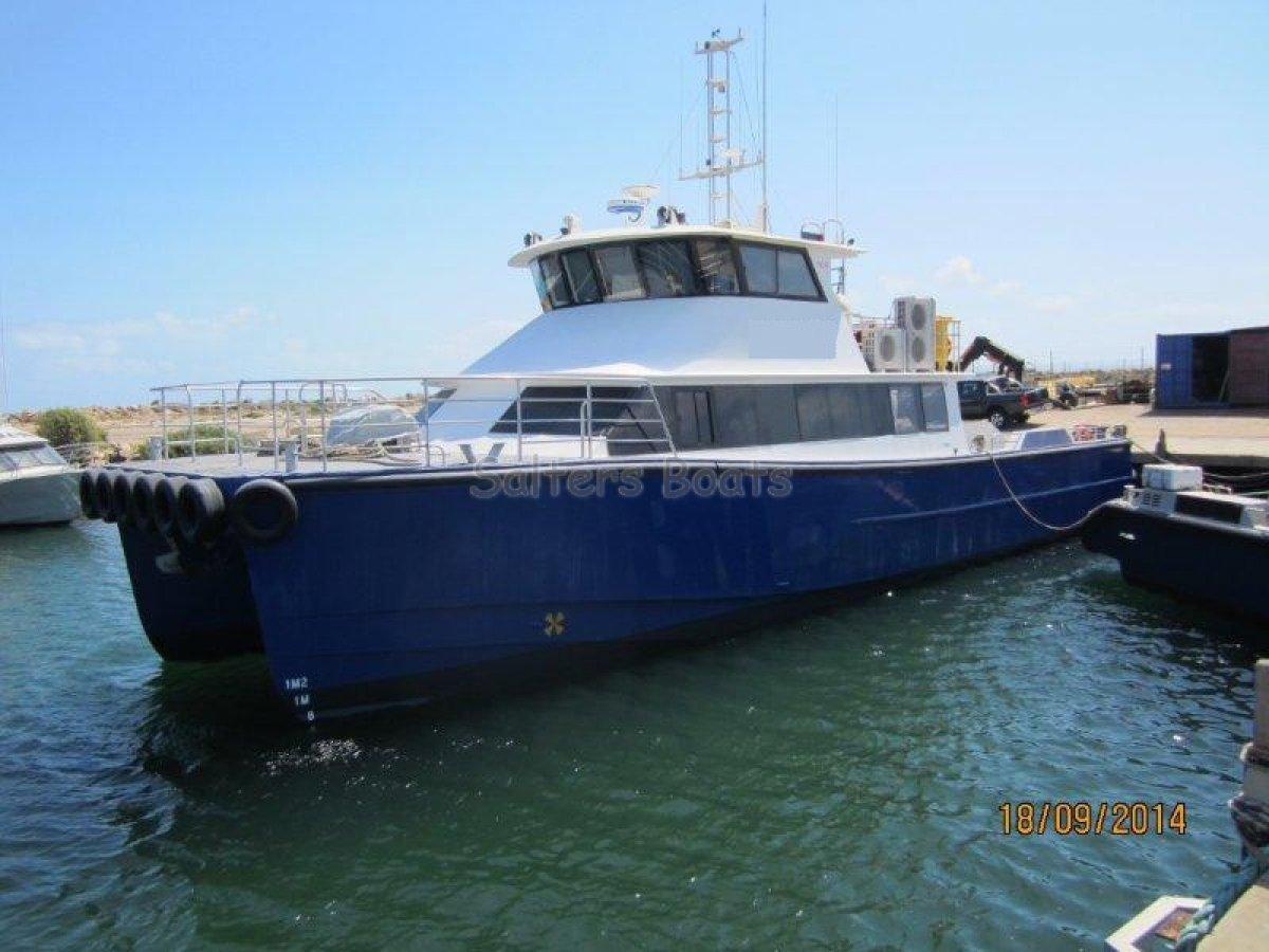 Extreme Marine - Multi Purcpose Utility Vessel