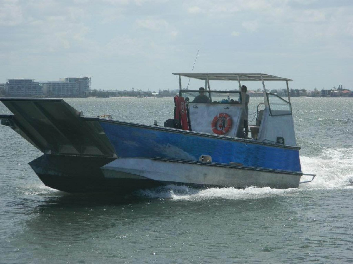 9m Catamaran Landing Craft