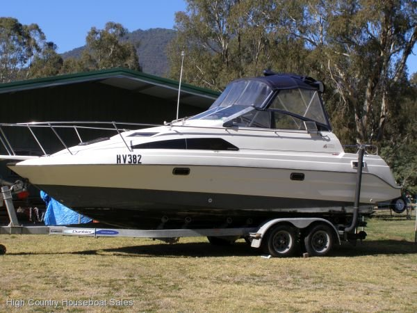 Bayliner 2655 Ciera:Yorkshire Rose @ Lake Eildon