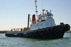 35TBP 29.54m Twin Screw Tug