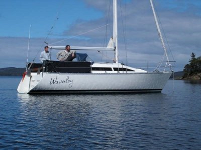 "Kaufman 31ft Performance Cruising Yacht ""Waverley"""