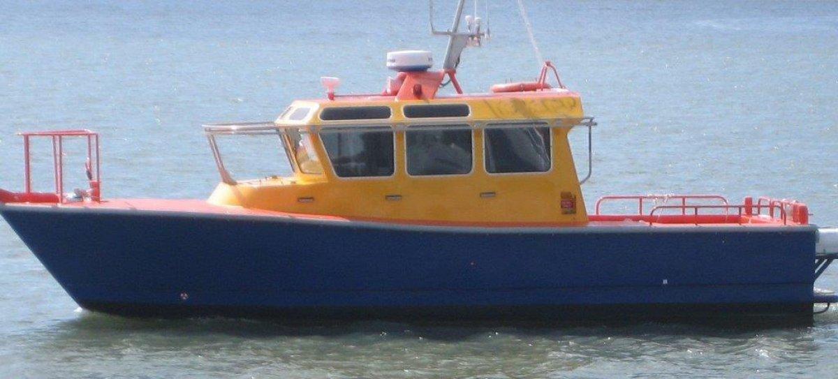 9.76m Crew Vessel / Workboat