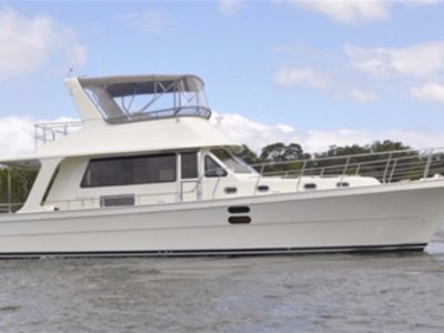 New Alaska 47 Flybridge