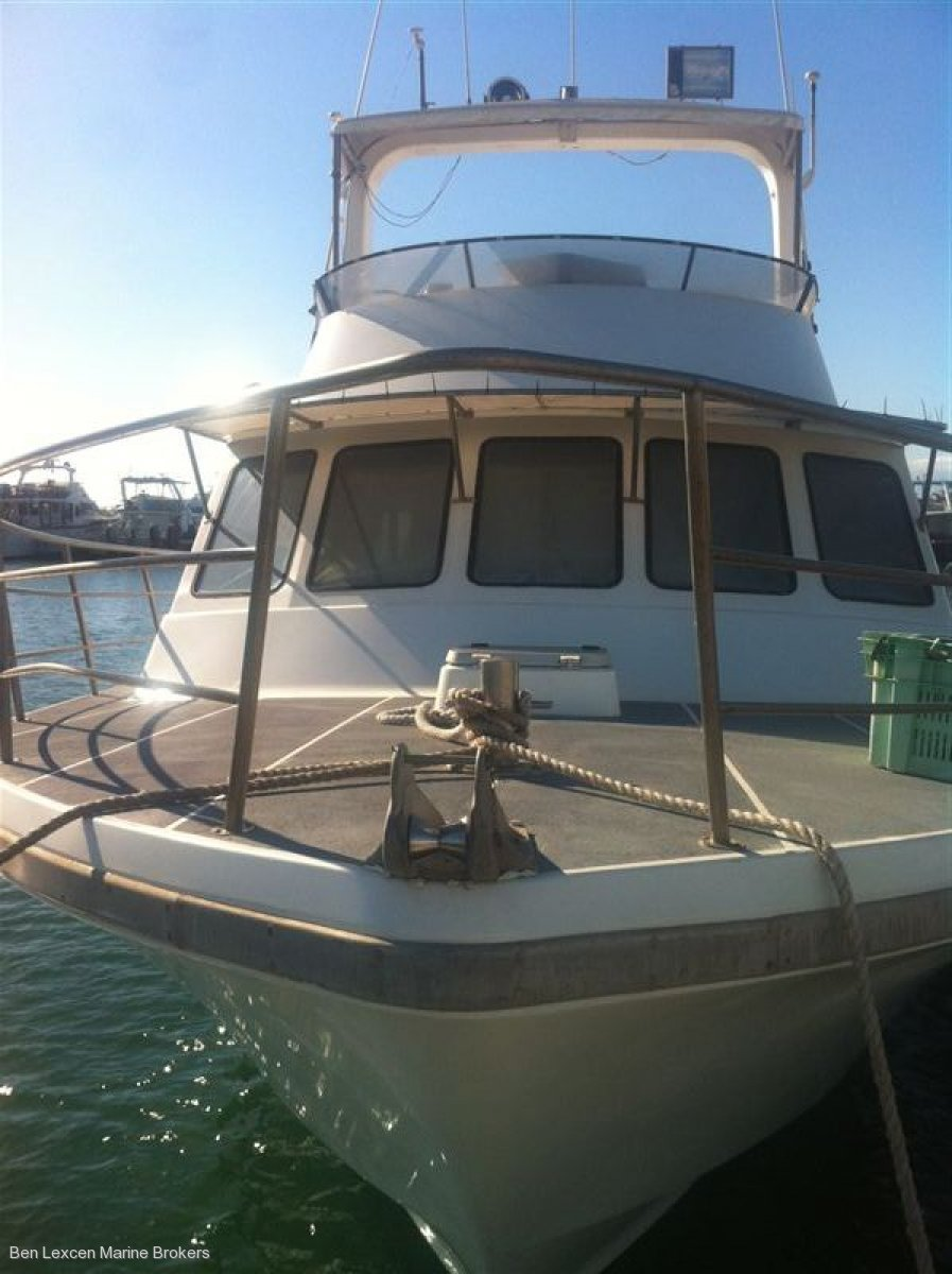 Conquest 55 CHARTER/FISHING VESSEL BUSINESS