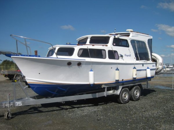Custom 28 Timber Cruiser