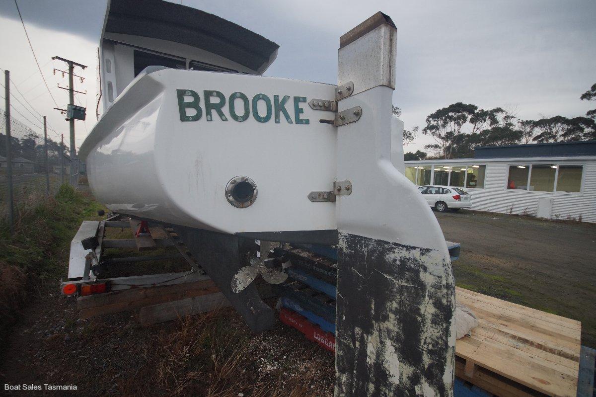 """Huon Pine Cruiser 27' """"Brooke"""""""
