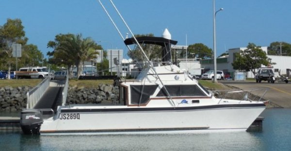 Powercat 2800 Flybridge Reduced By Another 10k