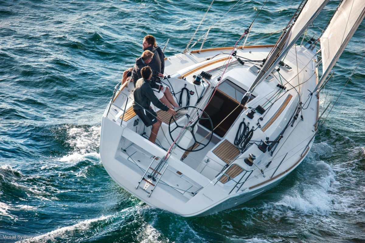 Beneteau First 35 R Carbon Edition