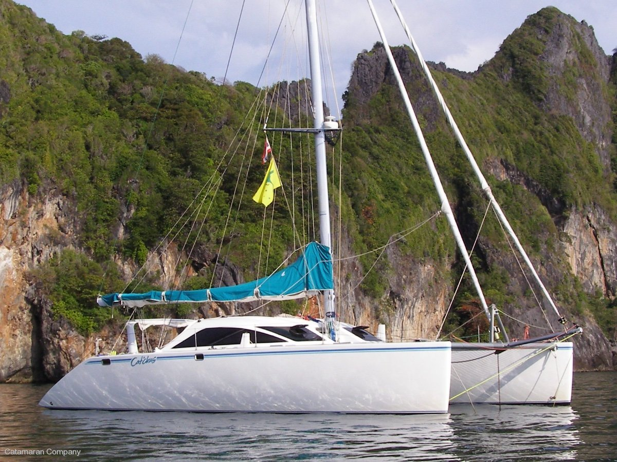 Chincogan 52 Performance Sailing Catamaran:Thailand