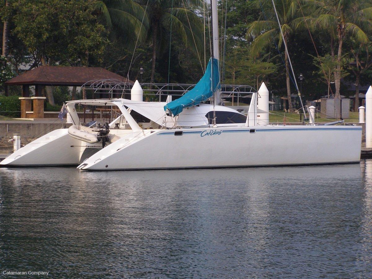 Chincogan 52 Performance Sailing Catamaran