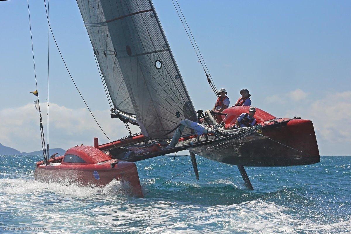 Grainger Catamaran 9.5 Raider