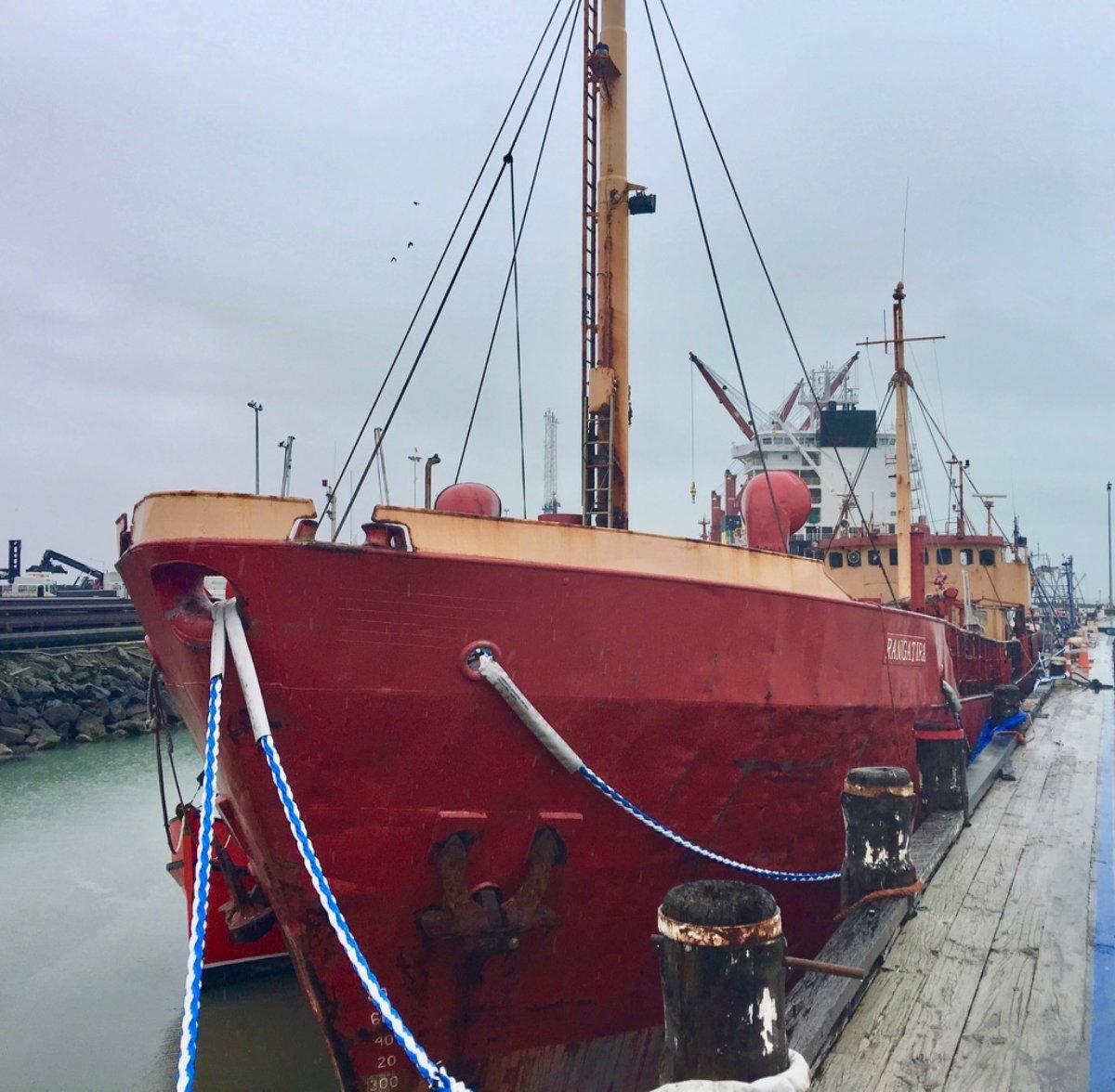 710 dwt 'Tweendeck Vessel, Built 1970