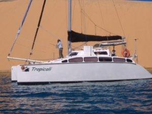 Dean Welsch Catamaran 9.9
