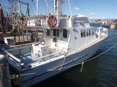 Custom 46 Aluminium Fishing Boat