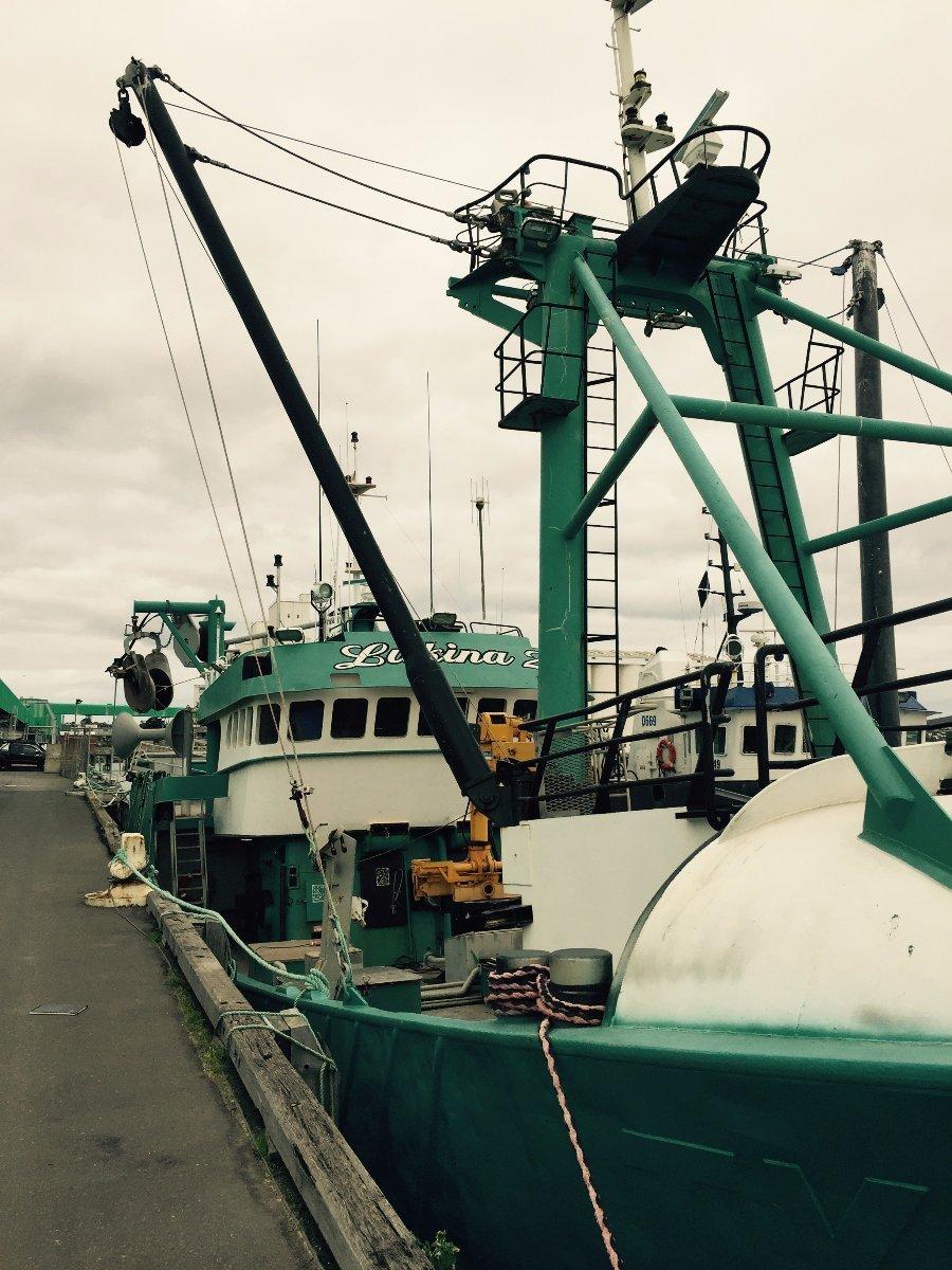 Purse Seine / Fishing Vessel - PRICE REDUCED!!!