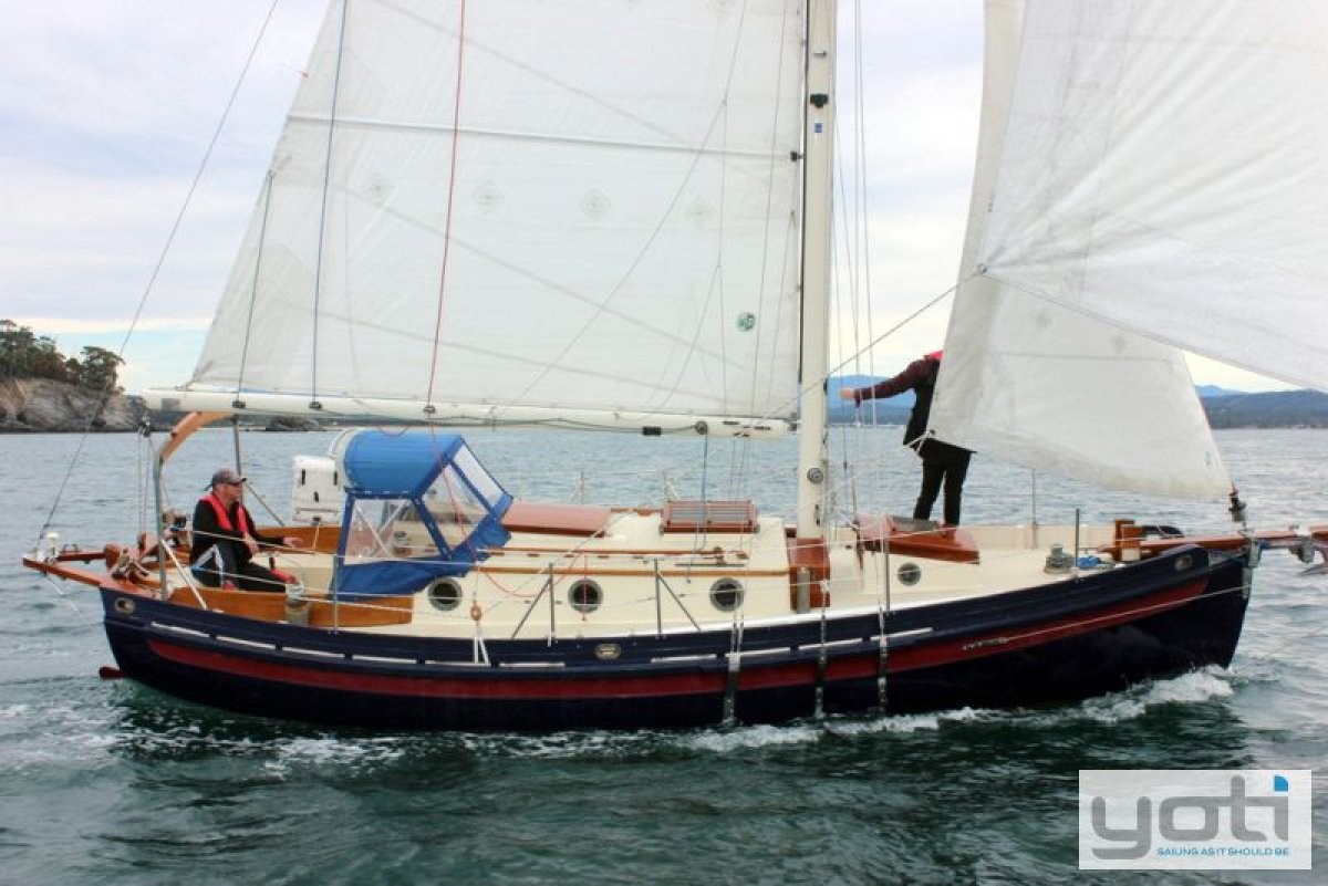 Bristol Channel Cutter 28:BCC28 Whitewings III