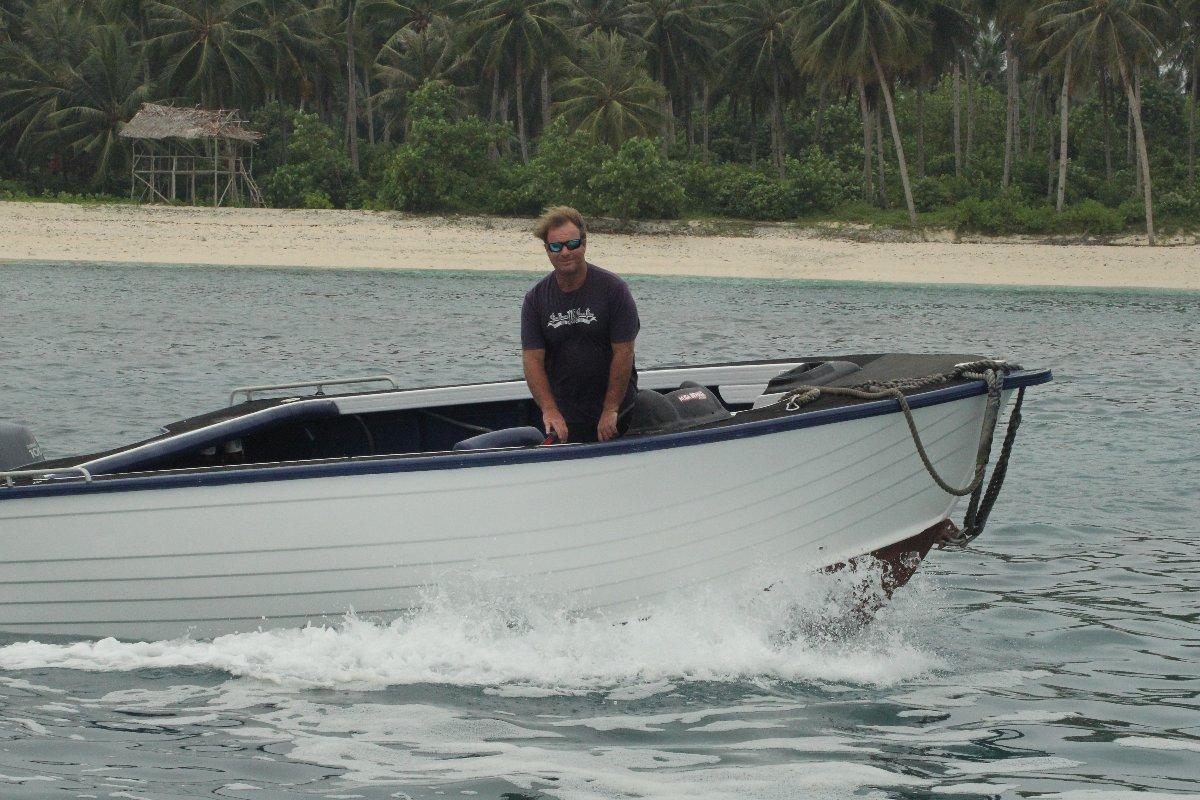 Motor Sailer Surf Charter Vessel