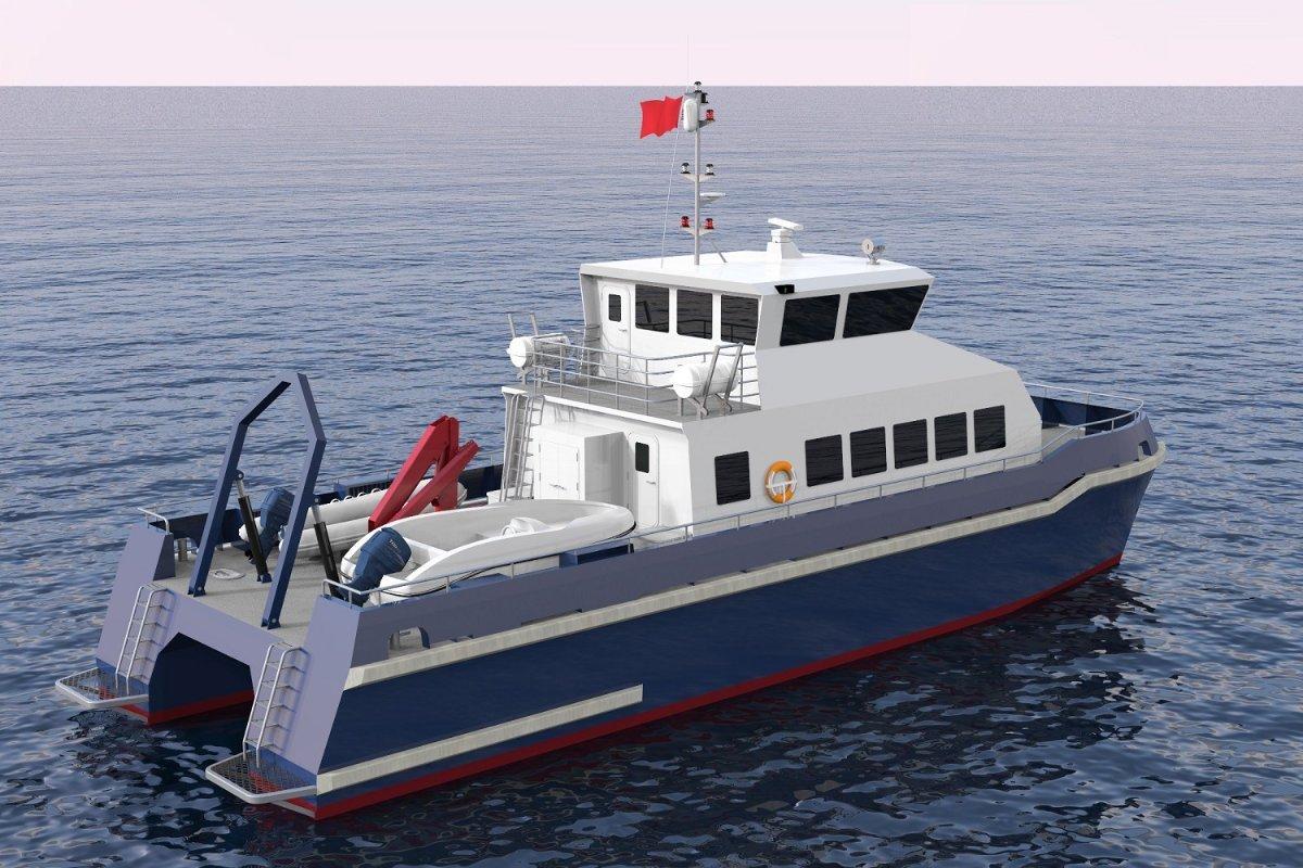 Kingbay 22m Research Vessel