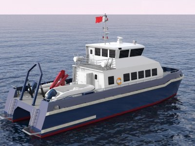 New Kingbay 22m Research Vessel