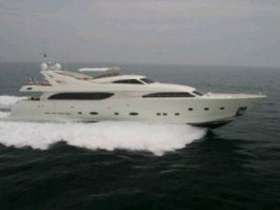 Ferretti Ferretti Custom Line 112 - Lady Maria