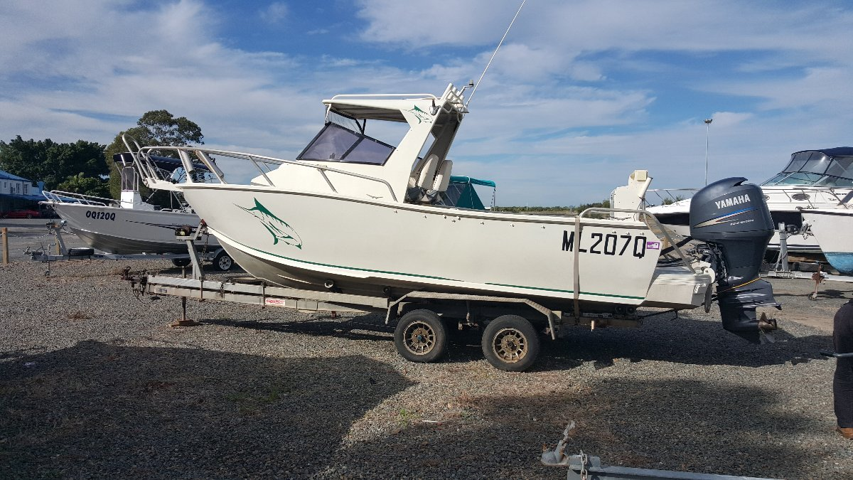 Custom Plate Boat