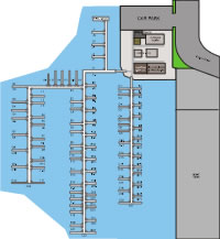 10m Marina Berth C3 at Kawana Waters Marina