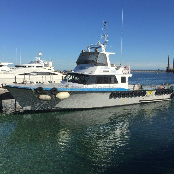 """GBB """"THE BEST"""" COMMERCIAL CHARTER/WORKBOAT"""