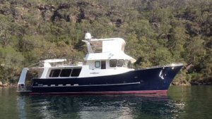 High Seas 64 Explorer