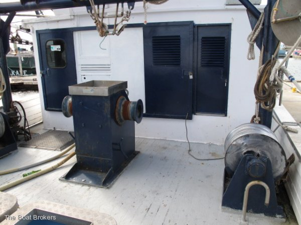 Timber Ex-trawler