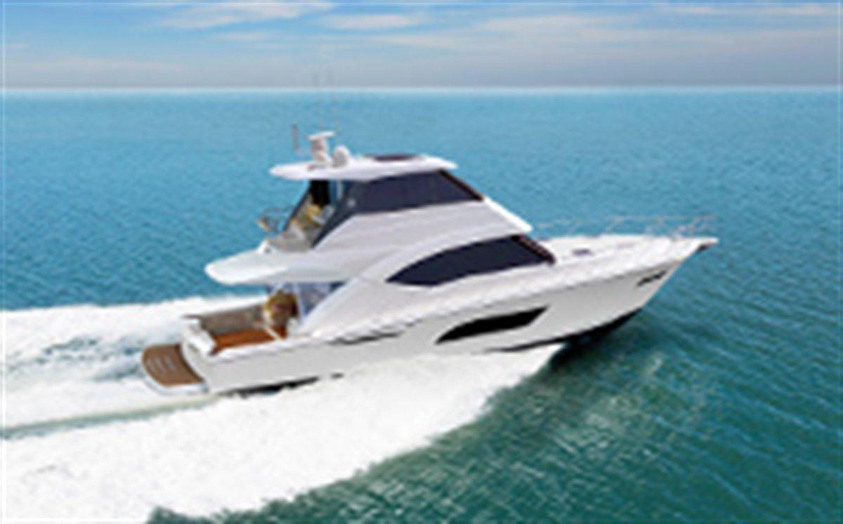 Riviera 57 Enclosed Flynridge
