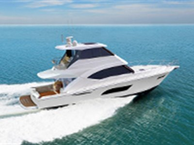 New Riviera 57 Enclosed Flynridge