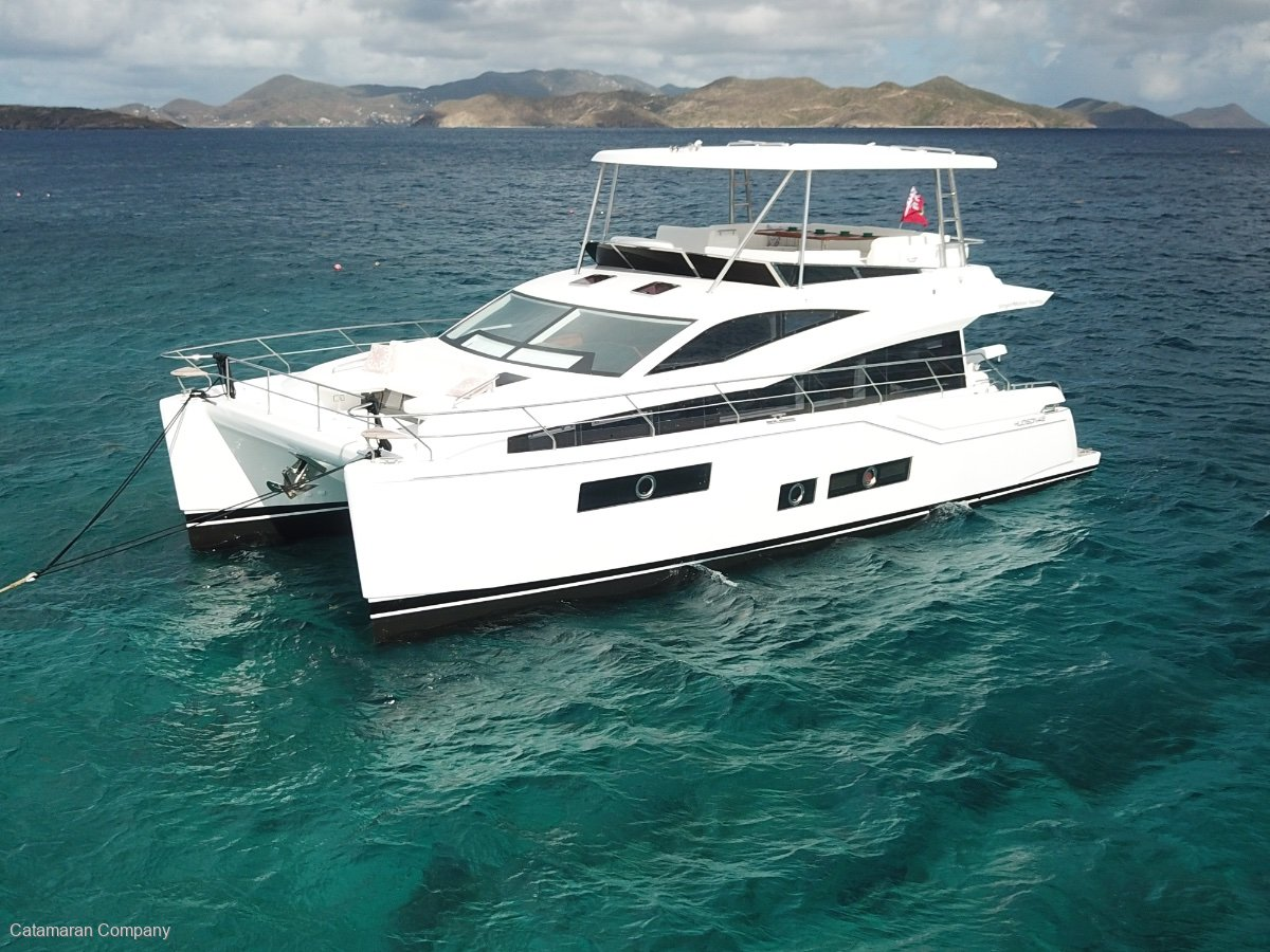 Hudson Passage Maker Power Catamaran