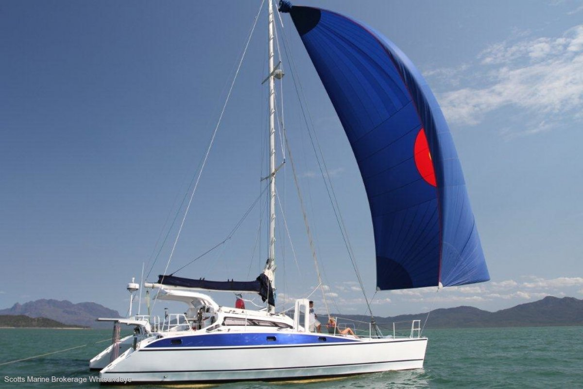 Easton 43 Catamaran