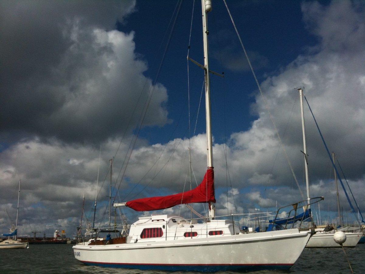 Van De Stadt Dogger 31ft cruiser
