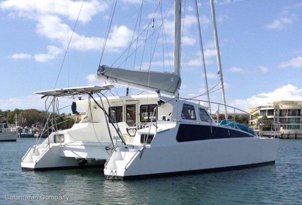 Easy 10.5 Sailing Catamaran