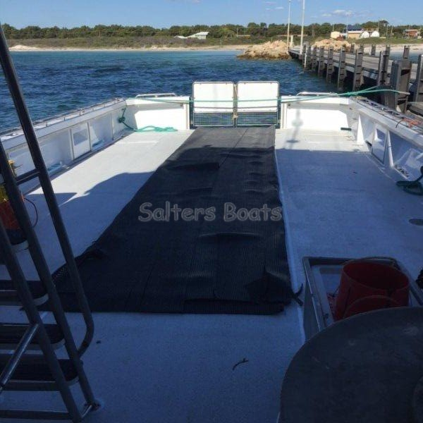 Marko sambrailo 64 39 commercial charter multi purpose for Used commercial fishing boats for sale