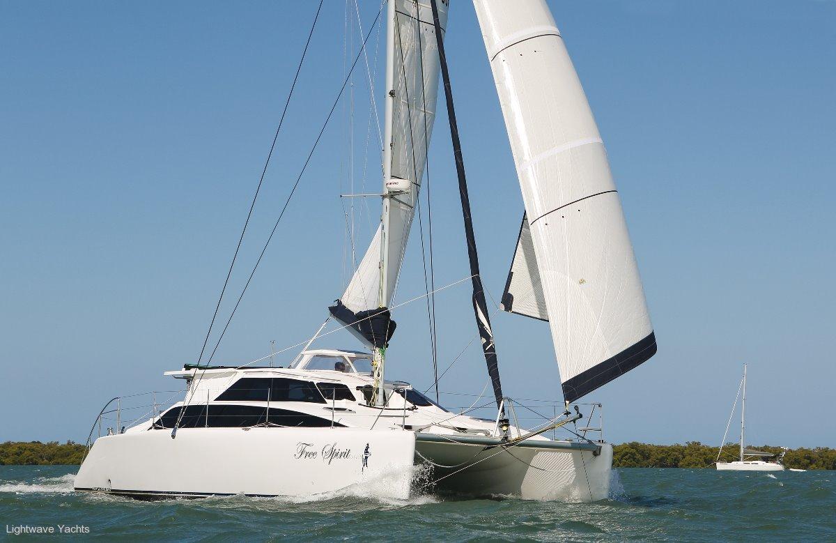 Lightwave 38 Near New Cruising Catamaran