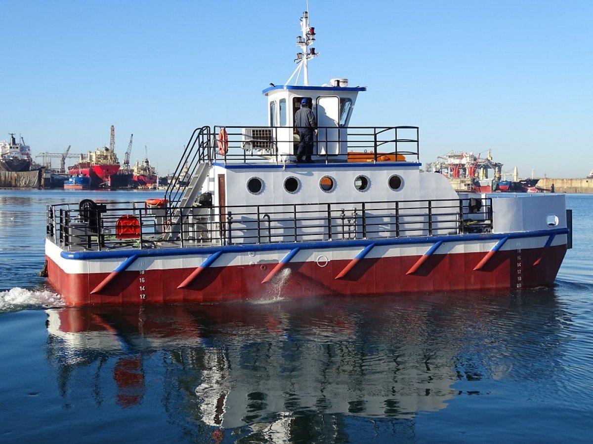 15m Fuel Barge