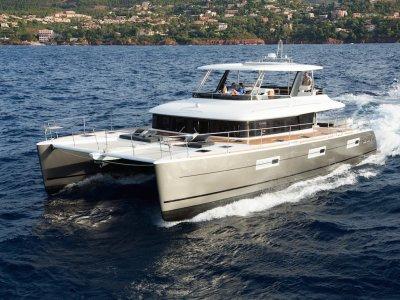New Lagoon 630 Motor Yacht