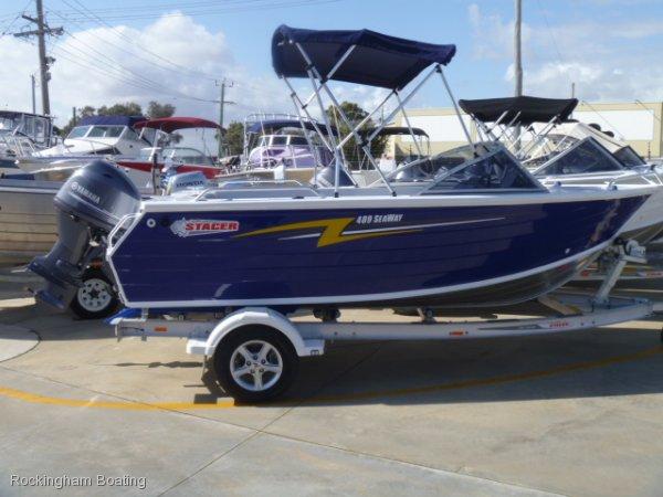 Stacer 489 Seaway package