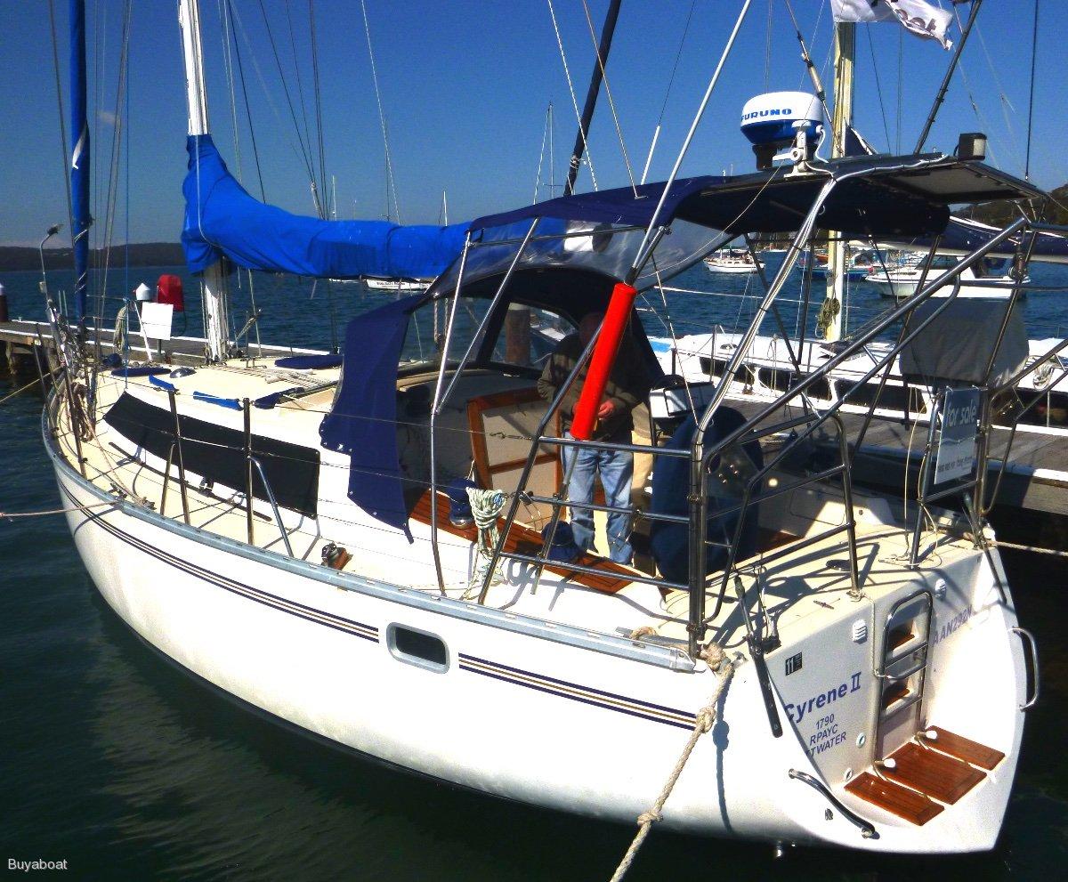 Bluewater Cruising Yachts 400 World Cruiser