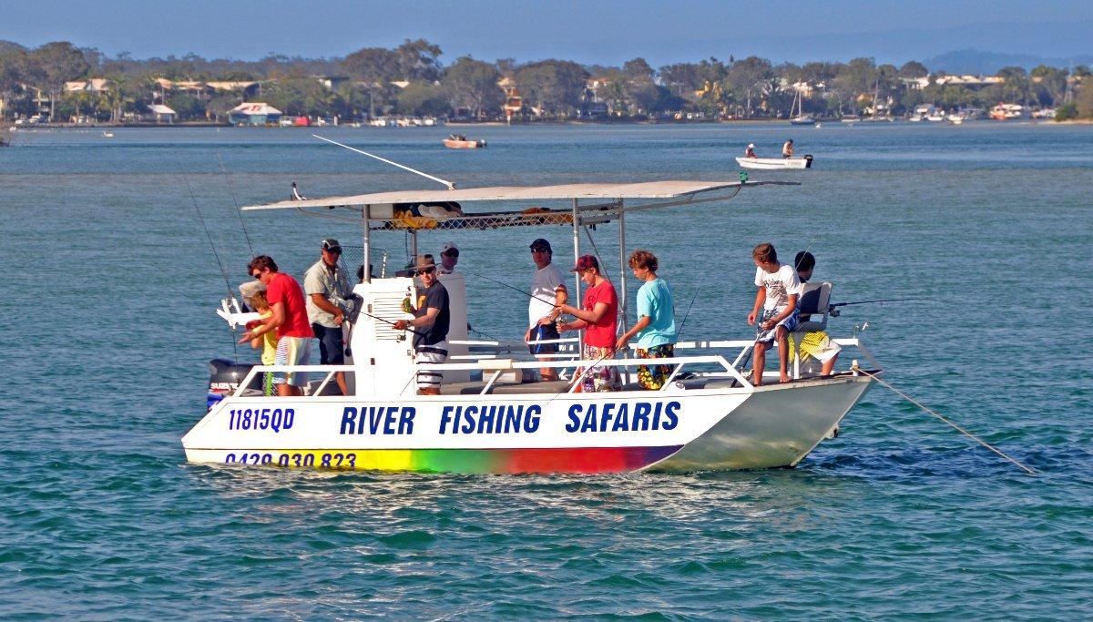 Fishing Charter Business