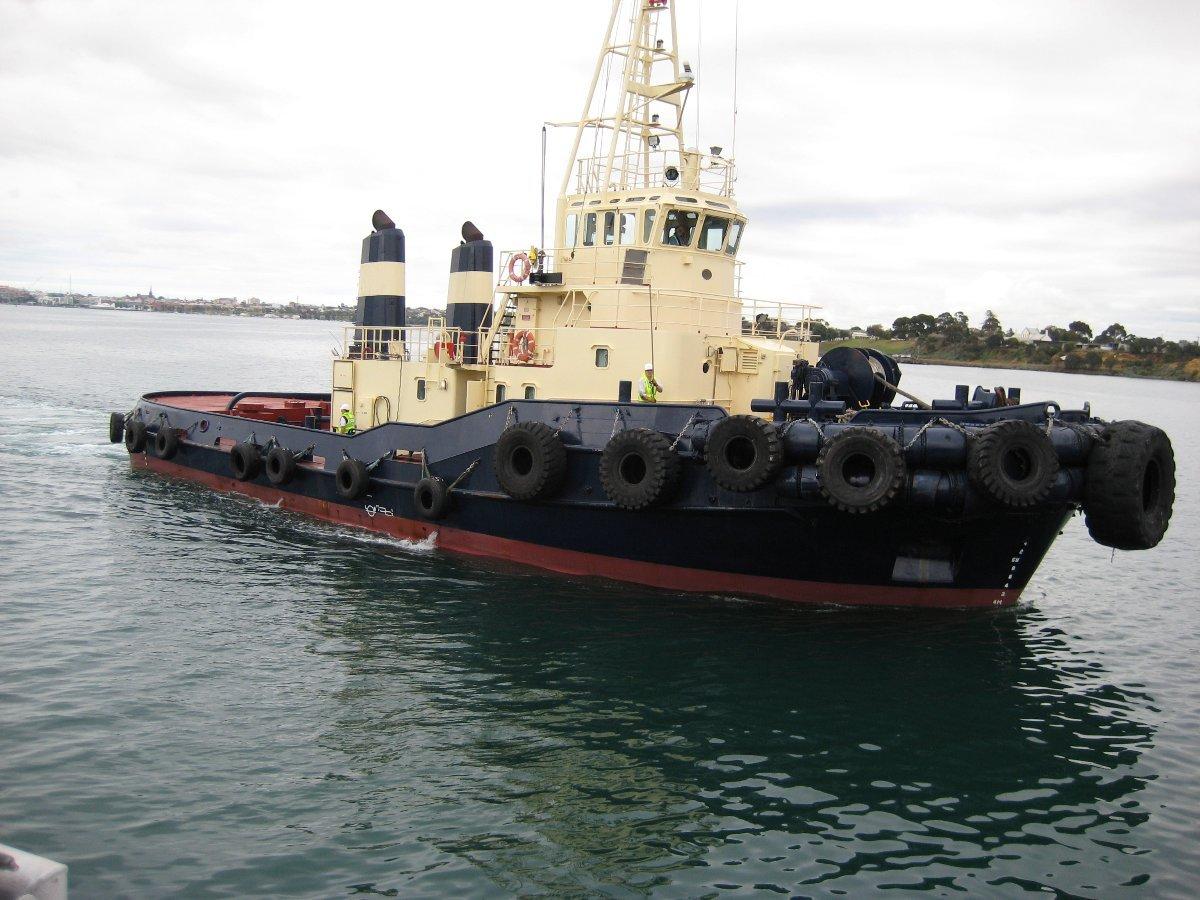 55TBP 33.92m ASD / Z-Pellor Tug
