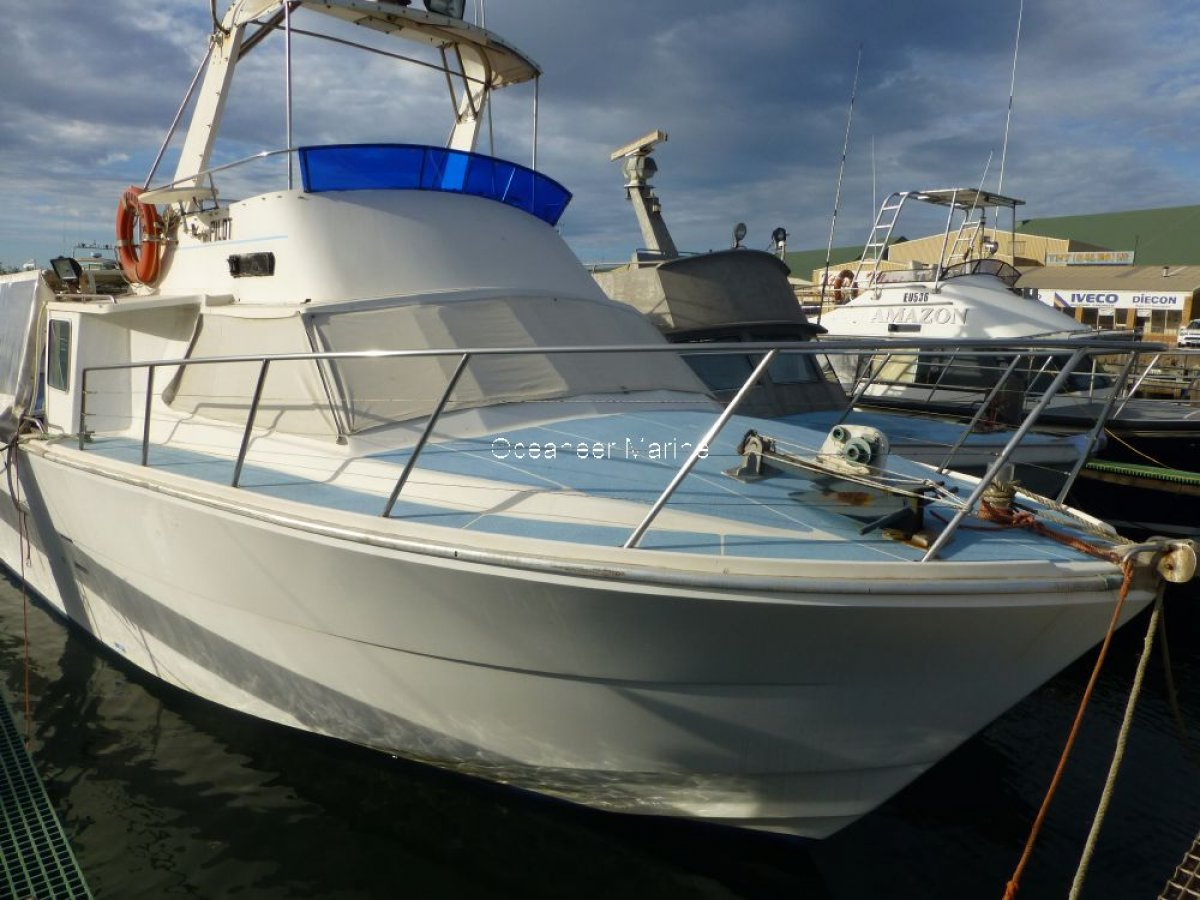 Randell 16.3m Charter Boat