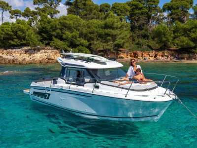 New Jeanneau Merry Fisher 795