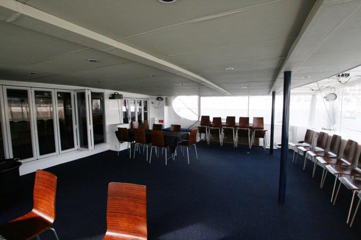 72ft Sailing Charter Catamaran