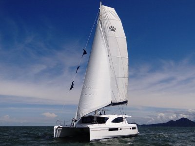 Leopard Catamarans 48- Click for more info...